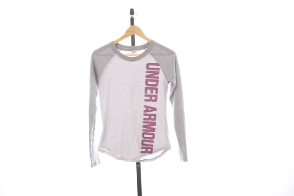 Women's Under Armour Long Sleeve Tee - Size Small