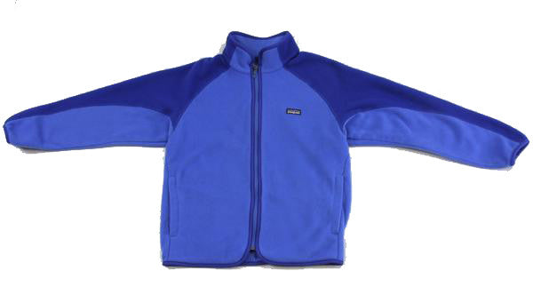 Kid's Patagonia Full Zip Fleece Jacket