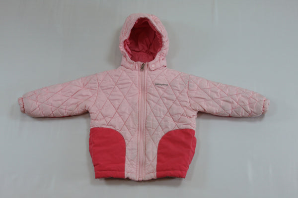 Kid's Patagonia Quilted Down Jacket