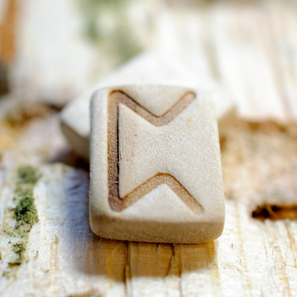Perth Viking rune