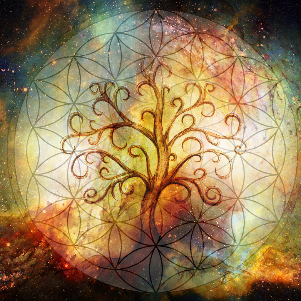 Yggdrasil the Norse Tree of Life