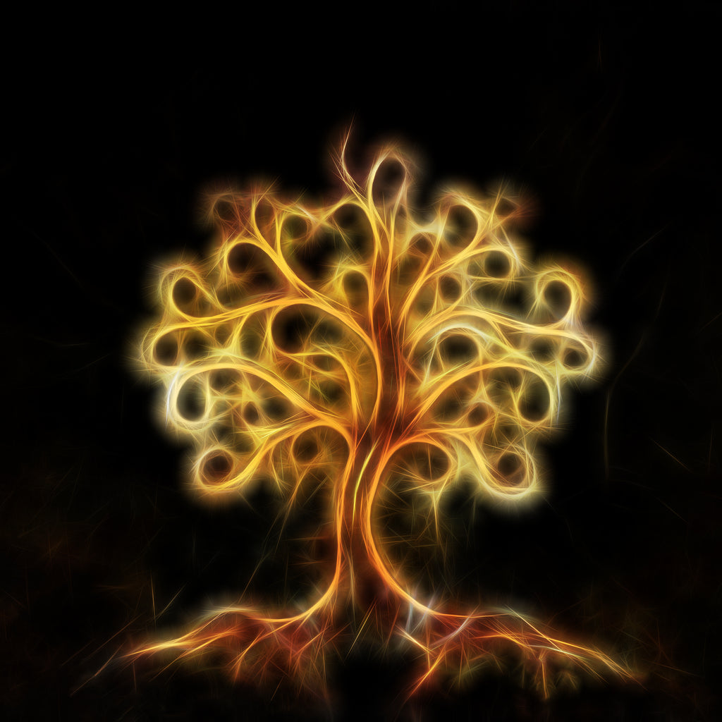 Yggdrasil Nordic Tree of Life