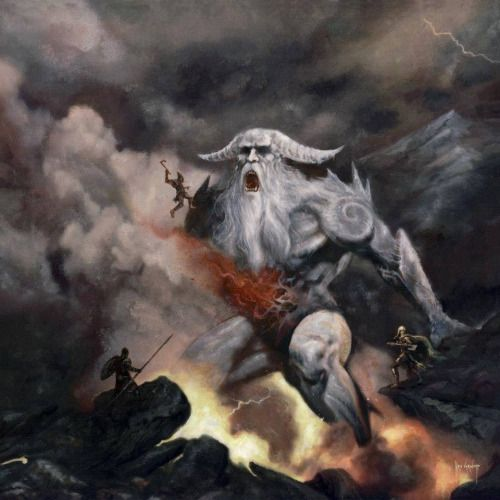 Ymir – The Forefather of Giants