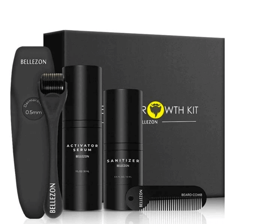 Beard care set