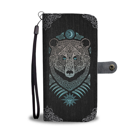 Image of Forest Lord Wallet Case - VikingsBrand