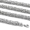 HANDMADE Stainless Steel Viking King Chains - VikingsBrand