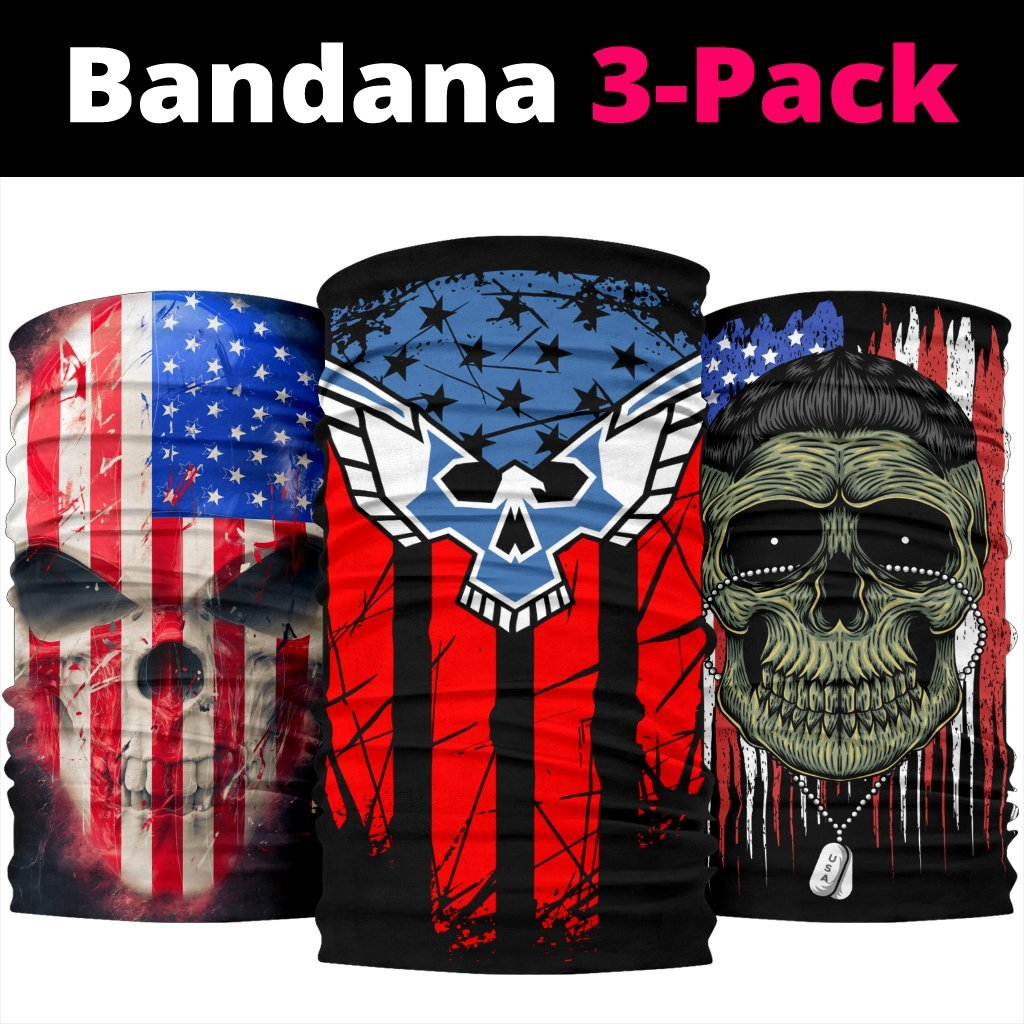 American Flag Neck Gaiter | Face Shield