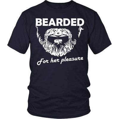Bearded For Her Pleasure - VikingsBrand