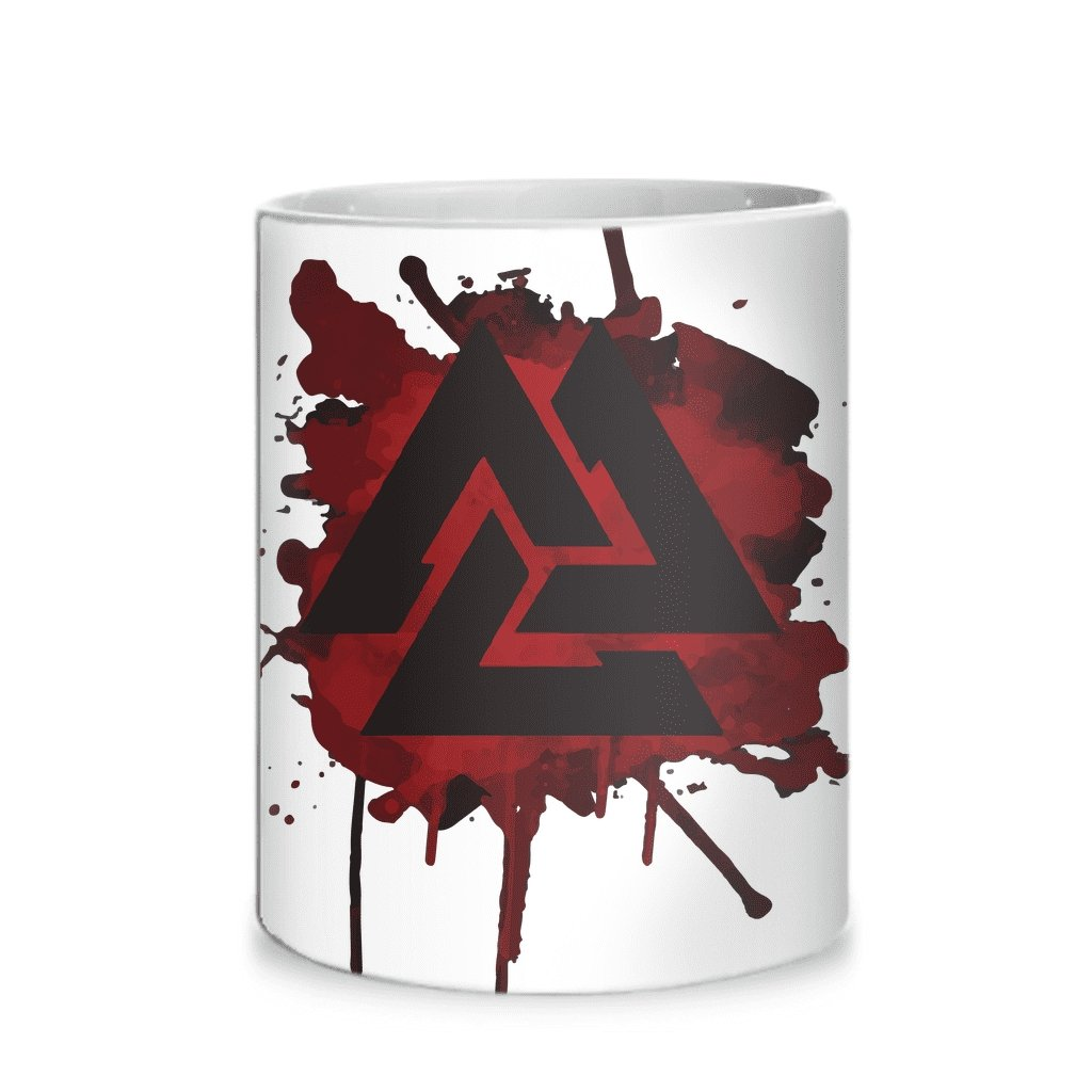 Blood Of The Norse Mug (11 oz) - VikingsBrand