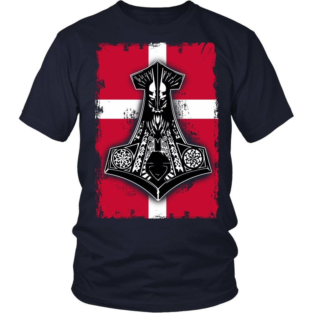 Danish Viking Shirts & Hoodies