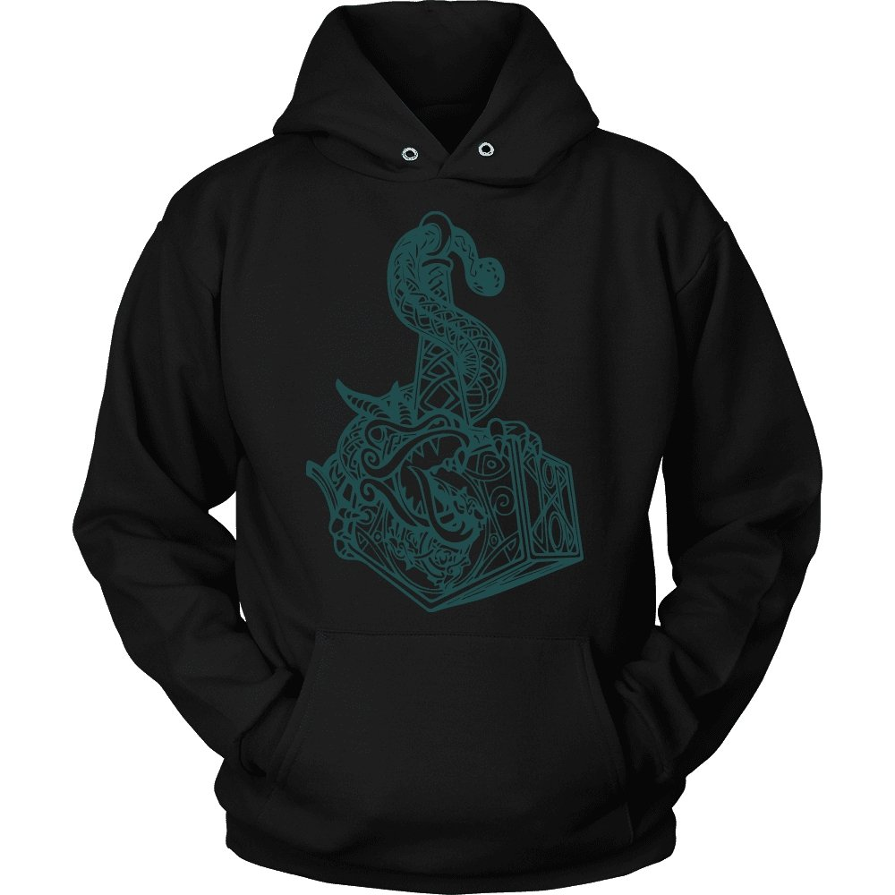 Dragon Thor's Hammer Shirts & Hoodies