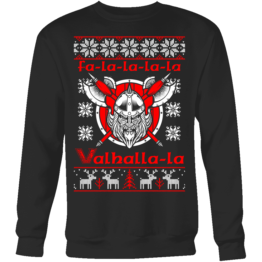 Fa - La - La Valhalla Holiday Apparel