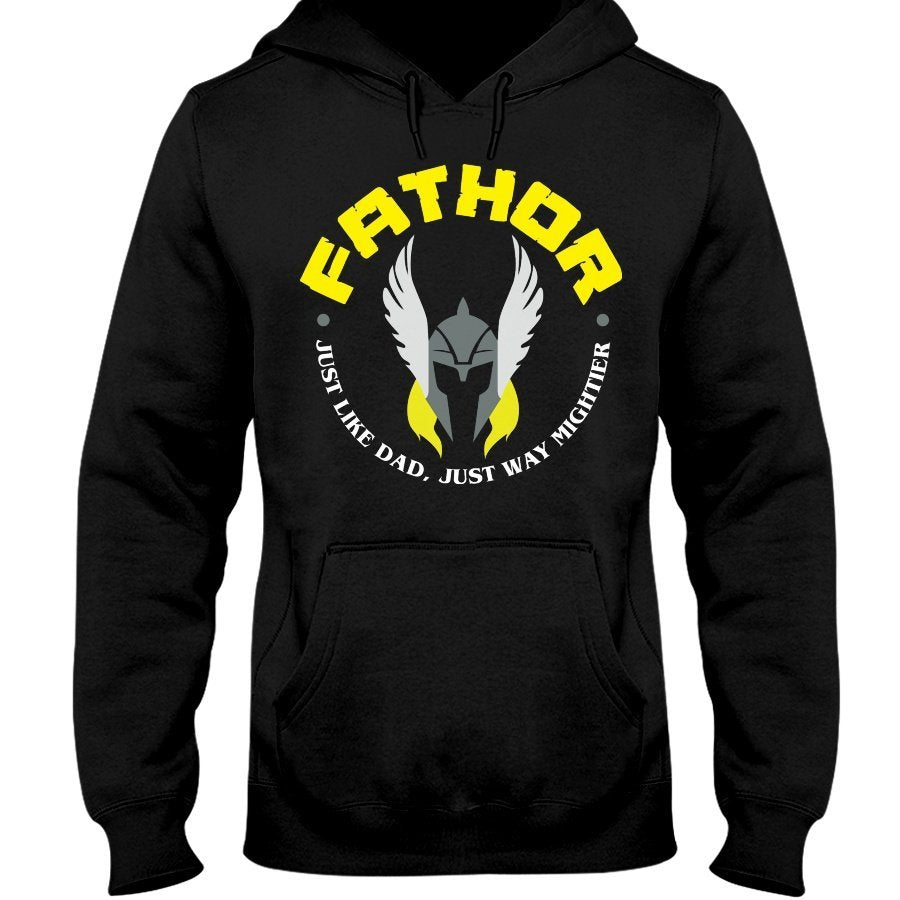 Fathor Hoodie - Just Like Dad