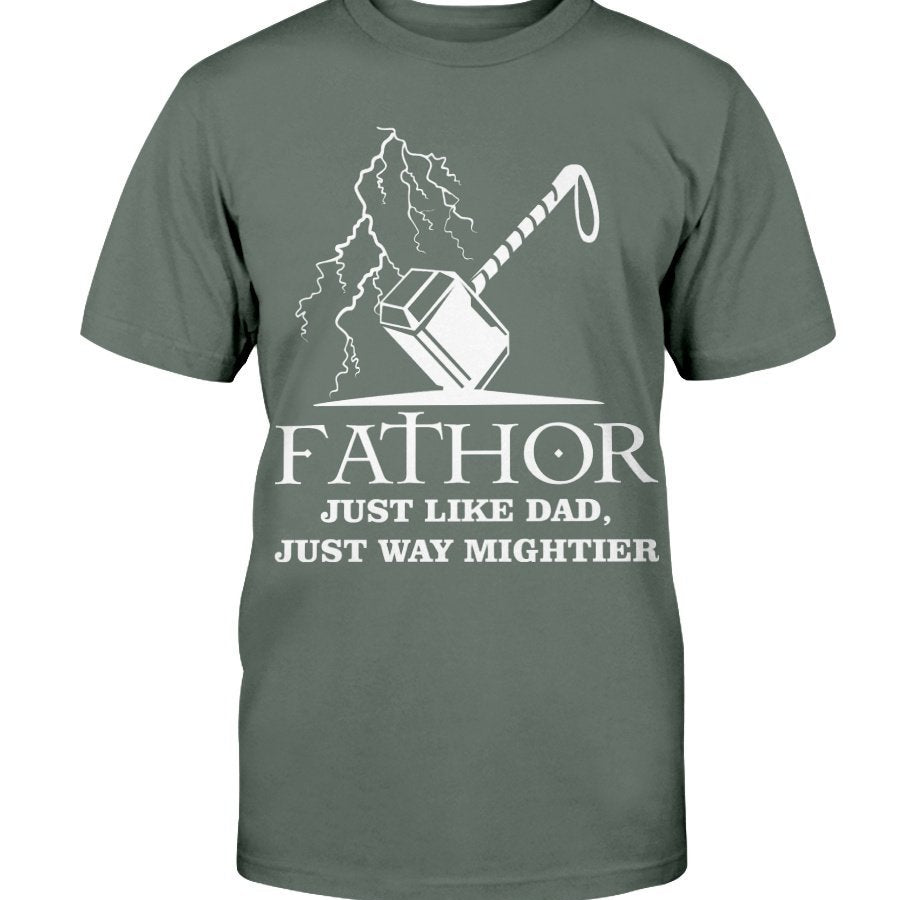 Fathor Premium Fit T-Shirt - Hammer Edition