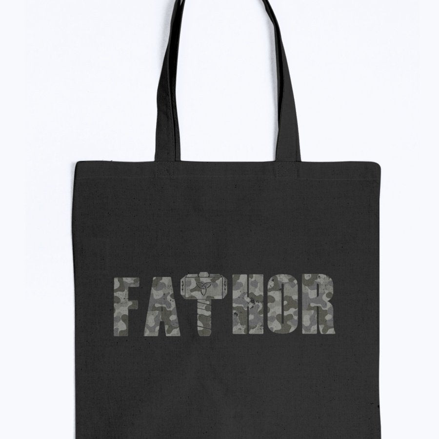 Fathor Tote - Camo Edition