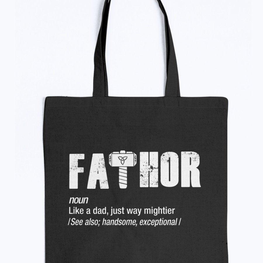 Fathor Tote - Mightier Edition