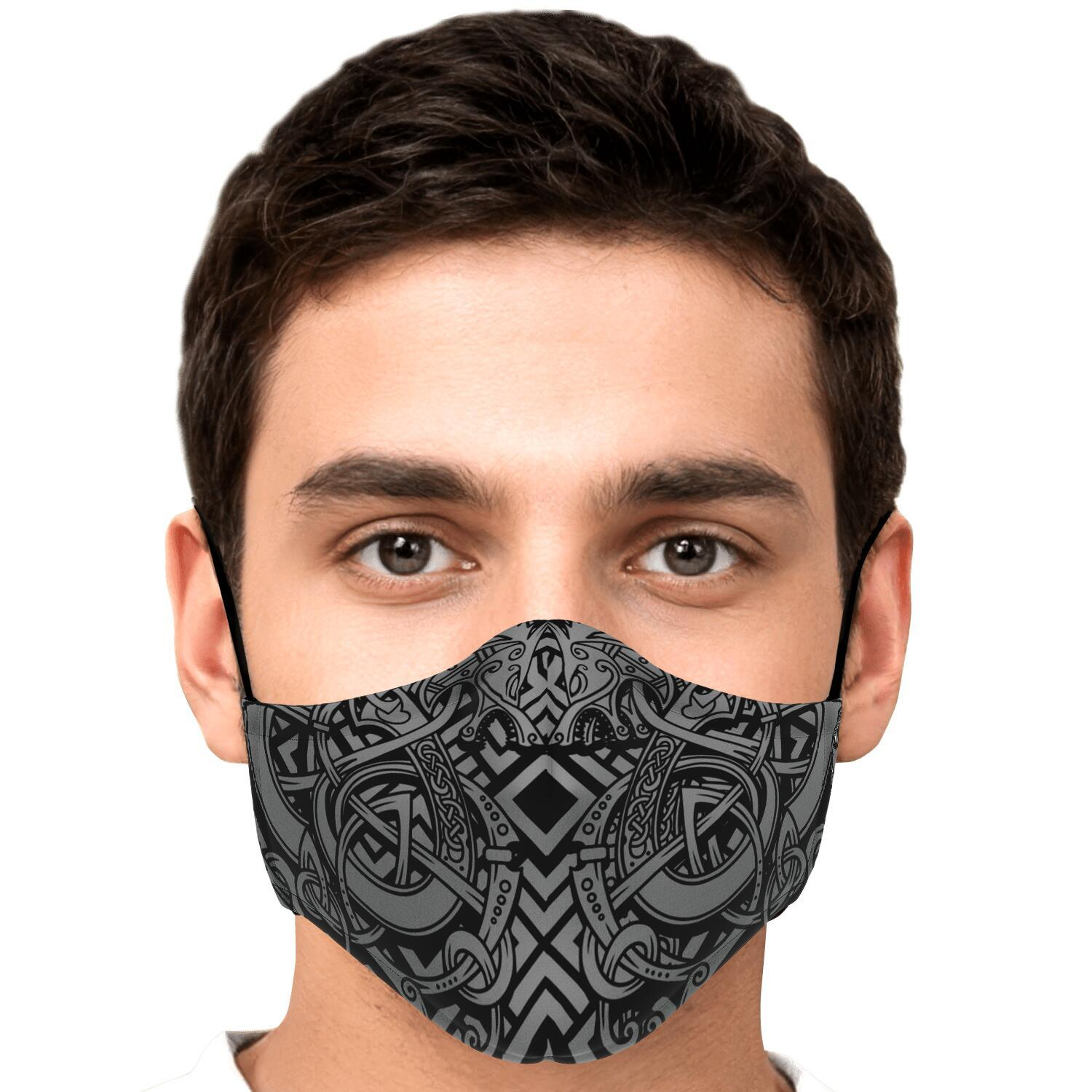 Fenrir Face Mask Cover