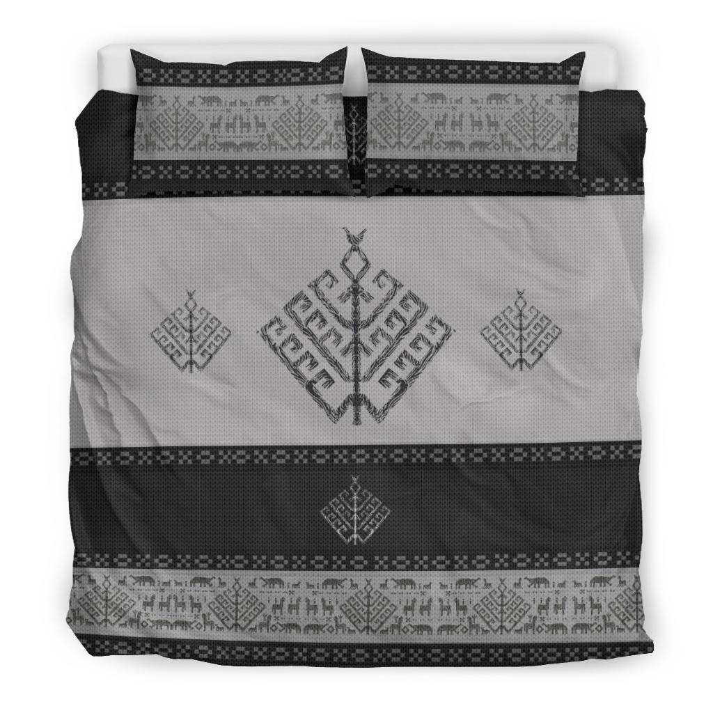 Folk Yggdrasil Viking Bedding Set