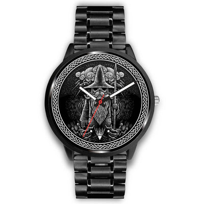 God Odin Watch - VikingsBrand