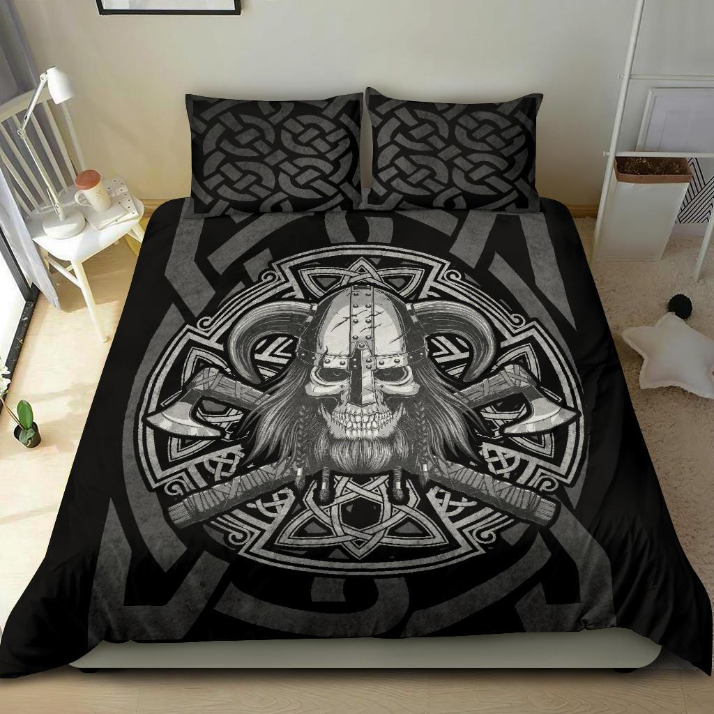 Norsemen Viking Warrior Bedding Set - VikingsBrand