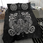 Odin with Ravens Premium Bedding Set - VikingsBrand