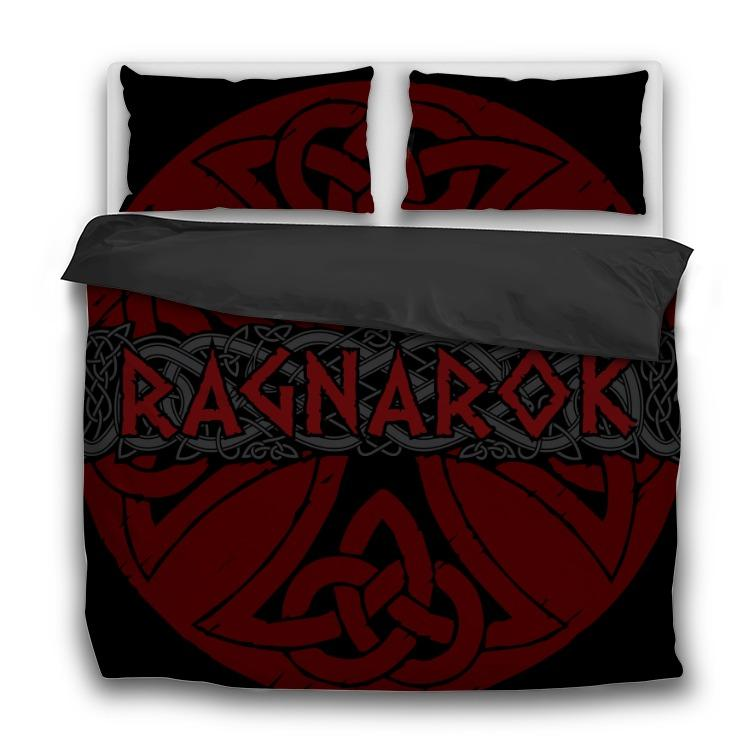 Ragnarok - 3 Pcs Bedding Sets - VikingsBrand