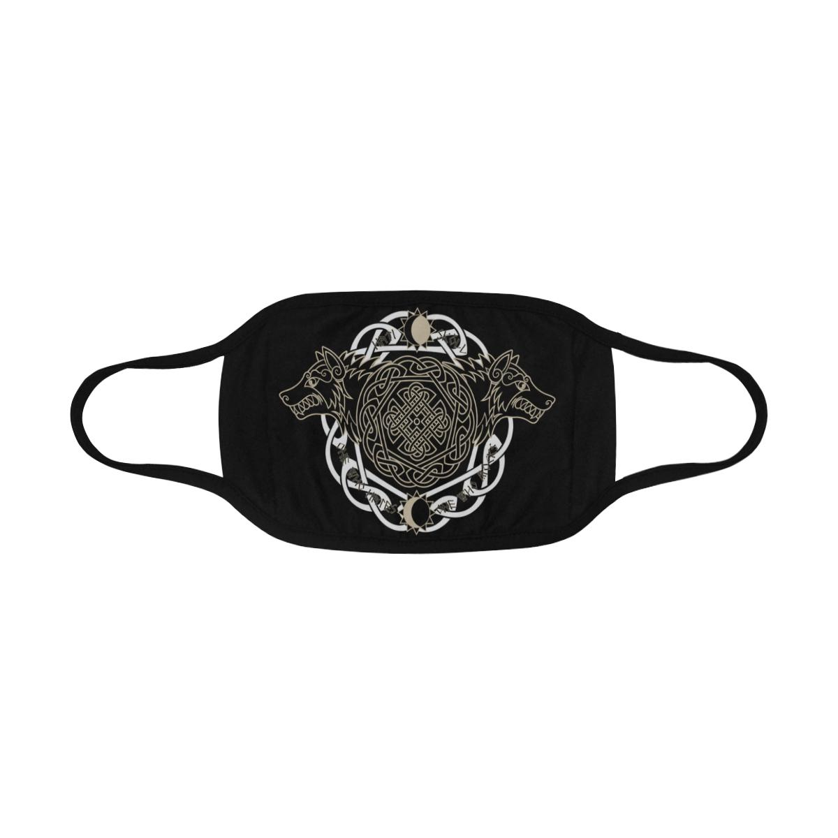 Skoll & Hati Face Mask - 004