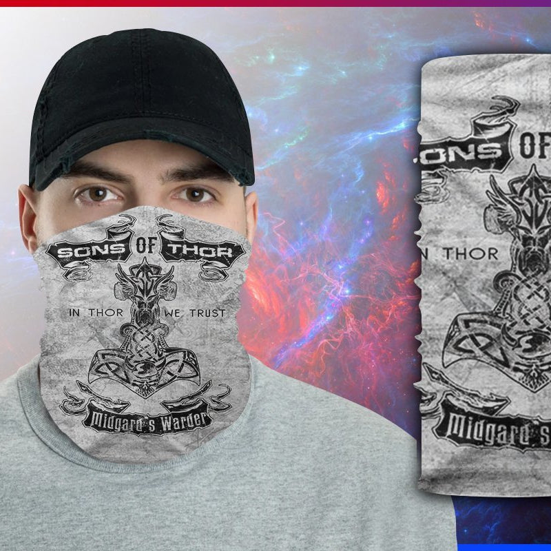 Sons of Thor Neck Gaiter
