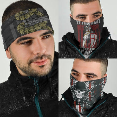 US Army Veteran Neck Gaiter | Face Shield