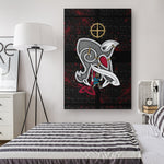 Viddar Viking Wall Art - Norse Home Decor