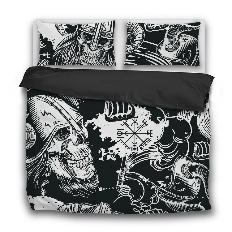 Viking 3 Pcs Bedding Sets - VikingsBrand