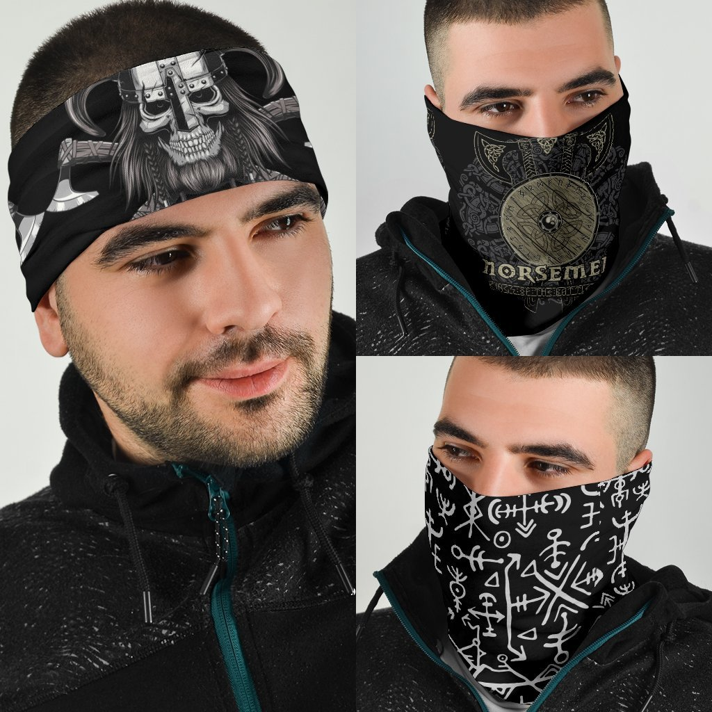 Viking Bandana 3 - Pack - Pack004