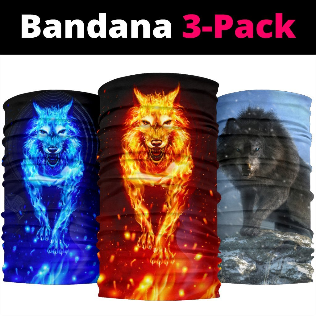 Viking Bandana 3 - Pack - Pack010