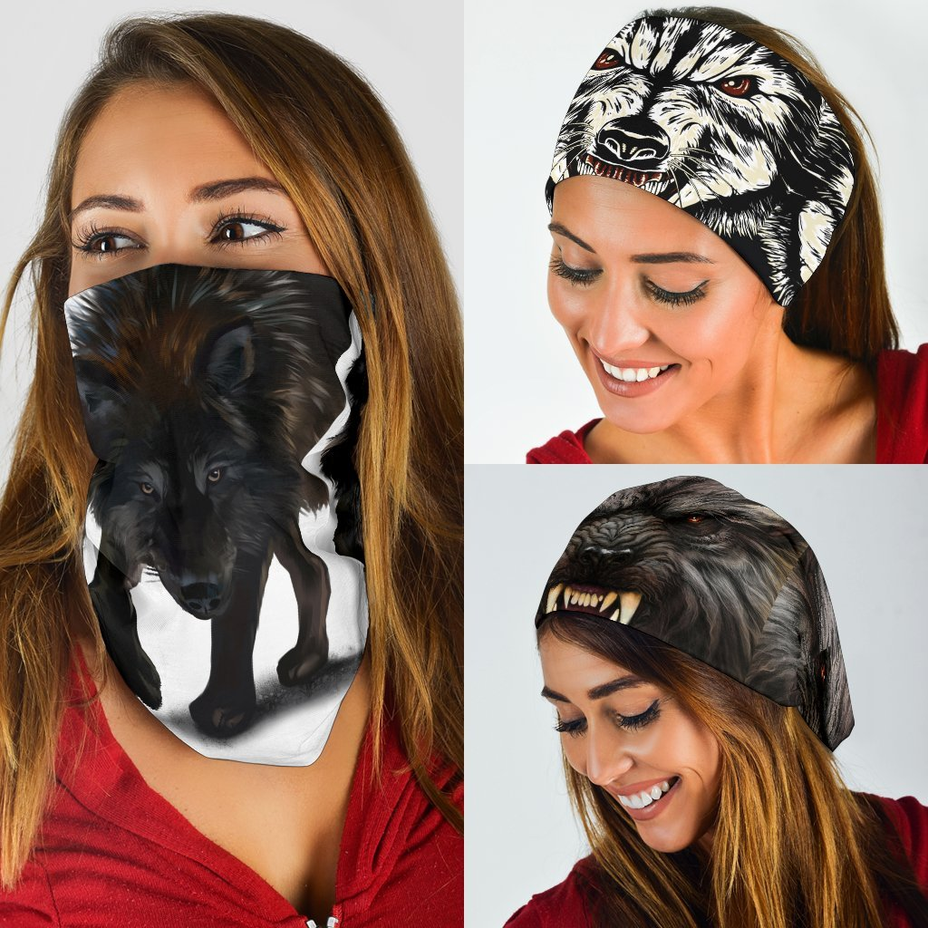 Viking Bandana 3 - Pack - Pack012