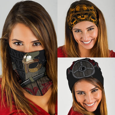 Viking Bandana 3 - Pack - Pack019
