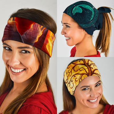 Viking Bandana 3 - Pack - Pack022