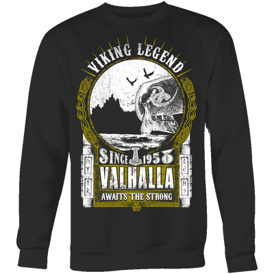 Viking Legend Since 1958 - VikingsBrand