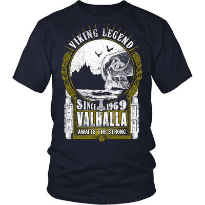 Viking Legend Since 1969 - VikingsBrand