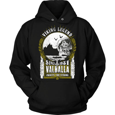 Viking Legend Since 1981 - VikingsBrand
