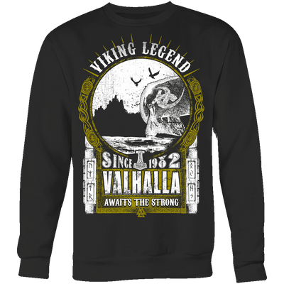 Viking Legend Since 1982 - VikingsBrand