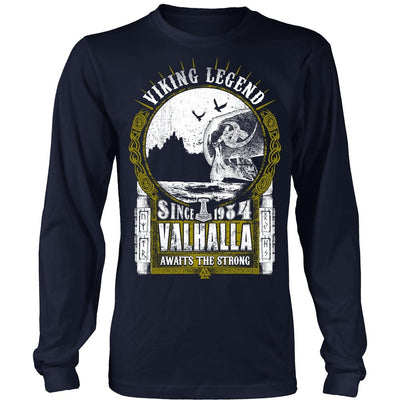 Viking Legend Since 1984 - VikingsBrand