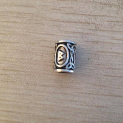 Viking Runes Charm Beads - For Beard - VikingsBrand