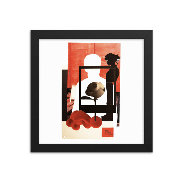 The Dream Machine : Framed photo paper poster