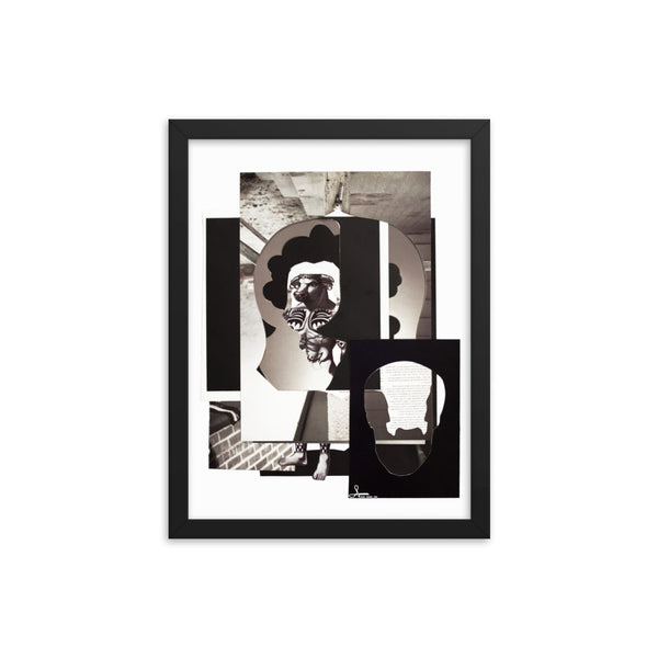 Narcisse Bull : Framed photo paper poster