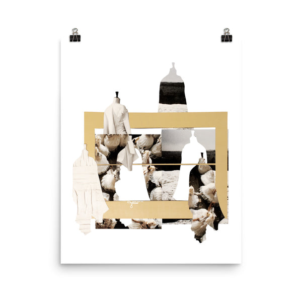 Mrs Dalloway : Photo paper poster