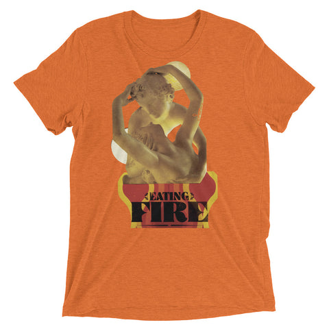 Eating Fire : Short sleeve t-shirt