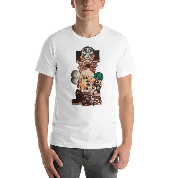 Main Suspect : Short-Sleeve Unisex T-Shirt