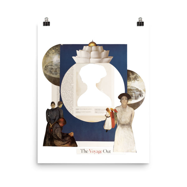 The Voyage Out : Photo paper poster
