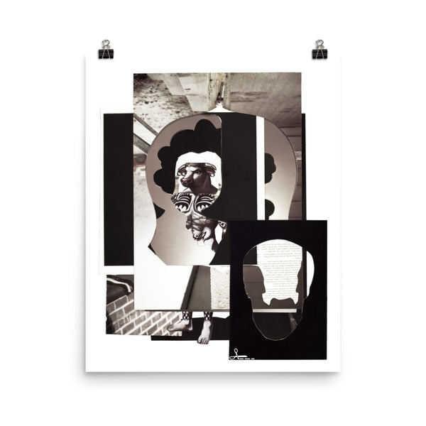 Narcisse Bull : Photo paper poster