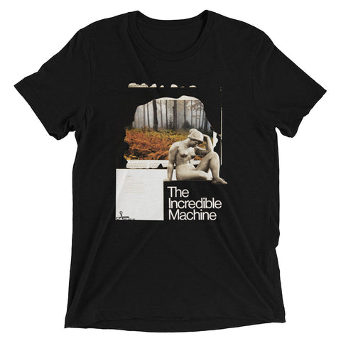 Incredible Machine : Short sleeve t-shirt